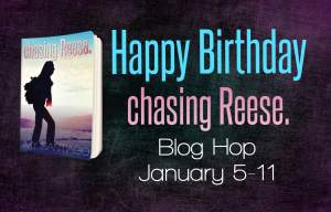 chasing Reese. a SAFELIGHT novel vol.1 by Imy Santiago originally published on January 5, 2015